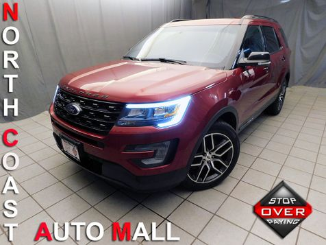 2016 Ford Explorer Sport in Cleveland, Ohio