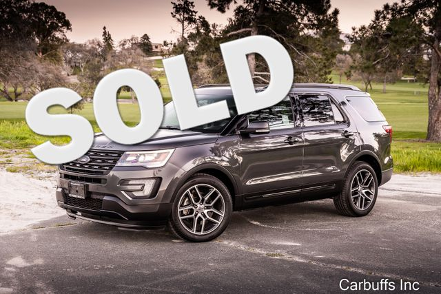 2016 Ford Explorer Sport 4WD | Concord, CA | Carbuffs in Concord