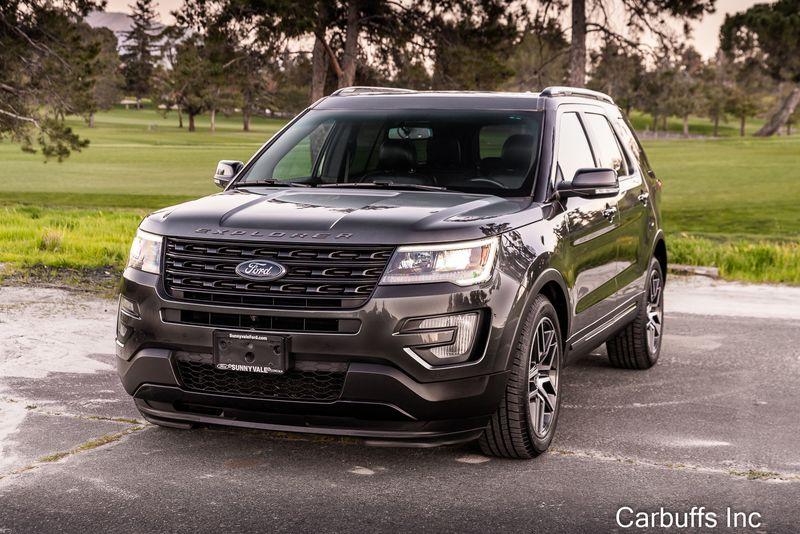 2016 Ford Explorer Sport 4WD | Concord, CA | Carbuffs in Concord, CA