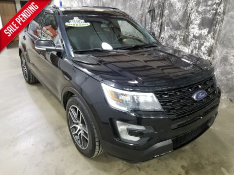2016 Ford Explorer Sport All Wheel Drive  AWD in Dickinson, ND
