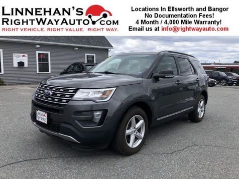 2016 Ford Explorer XLT in Bangor