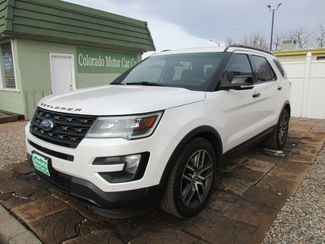 2016 Ford Explorer Sport in Fort Collins, CO 80524