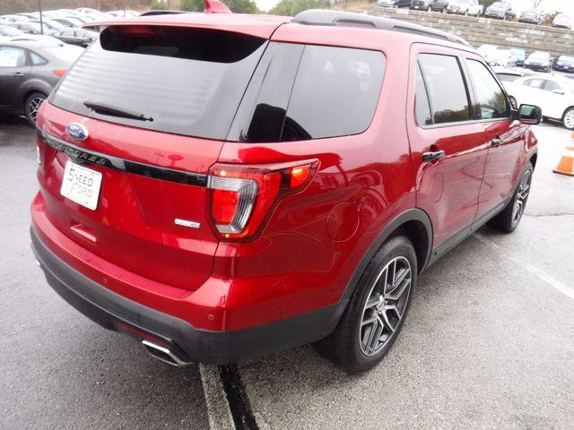 2016 Ford Explorer Sport in Gower Missouri, 64454