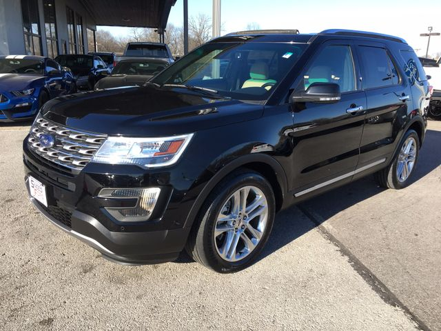 2016 Ford Explorer Limited 2.3L I4 in Gower Missouri, 64454