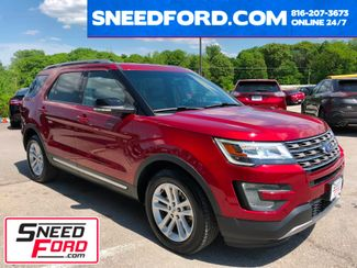 2016 Ford Explorer XLT V6 in Gower Missouri, 64454