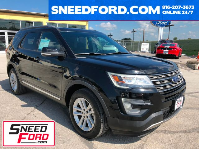 2016 Ford Explorer XLT 2.3L I4 in Gower Missouri, 64454