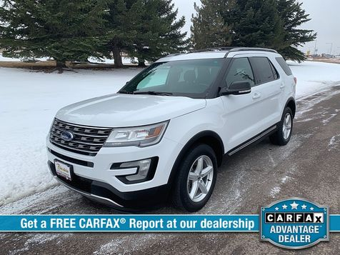 2016 Ford Explorer 4d SUV 4WD XLT in Great Falls, MT