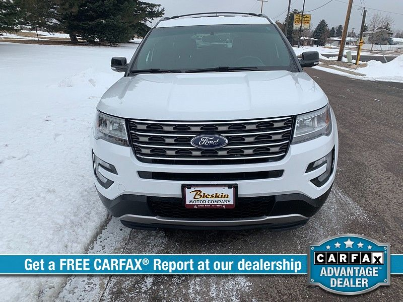 2016 Ford Explorer 4d SUV 4WD XLT  city MT  Bleskin Motor Company   in Great Falls, MT