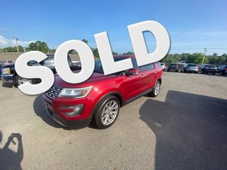 2016 Ford Explorer Limited - John Gibson Auto Sales Hot Springs in Hot Springs Arkansas