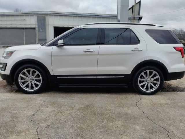 2016 Ford Explorer Limited Houston, Mississippi 3