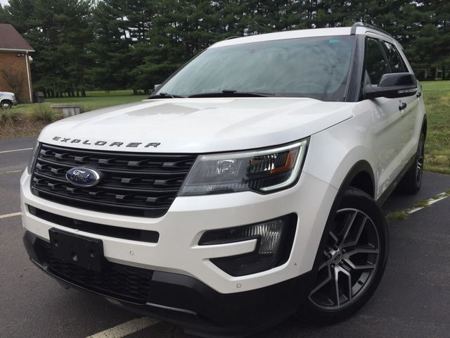 2016 Ford Explorer Sport /3rd row, leather, sunroof in Leesburg, Virginia 20175