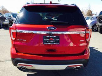 2016 Ford Explorer Limited LINDON, UT 3