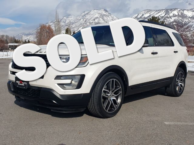 2016 Ford Explorer Sport LINDON, UT