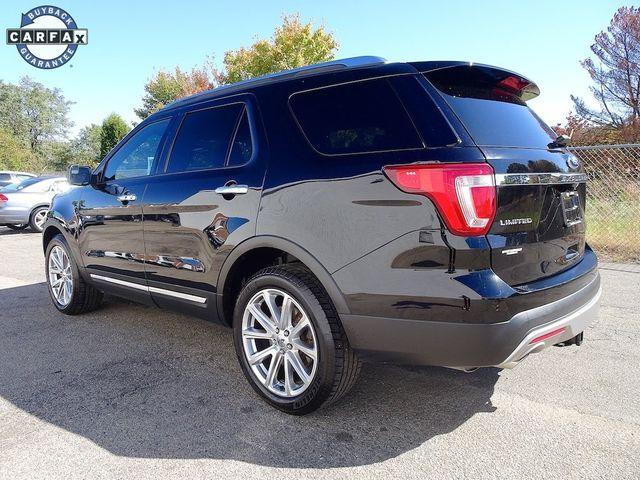 2016 Ford Explorer Limited Madison, NC 3