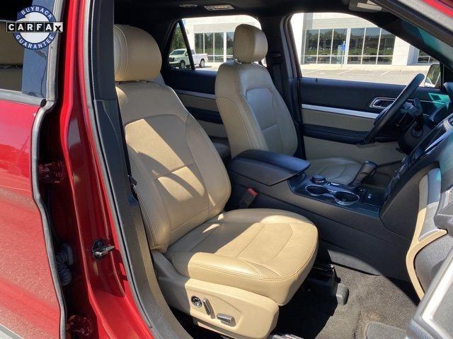 2016 Ford Explorer XLT Madison, NC 34