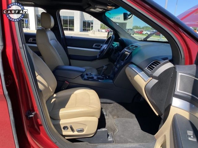 2016 Ford Explorer XLT Madison, NC 35