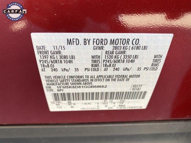 2016 Ford Explorer XLT Madison, NC 40