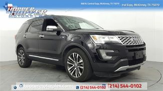 2016 Ford Explorer Platinum in McKinney, Texas 75070
