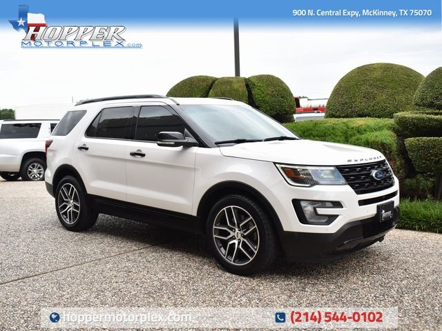 2016 Ford Explorer Sport in McKinney, Texas 75070