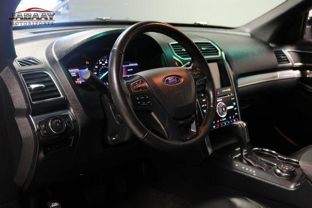 2016 Ford Explorer Sport Merrillville, Indiana 9