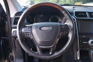 2016 Ford Explorer Platinum Naugatuck, Connecticut 22