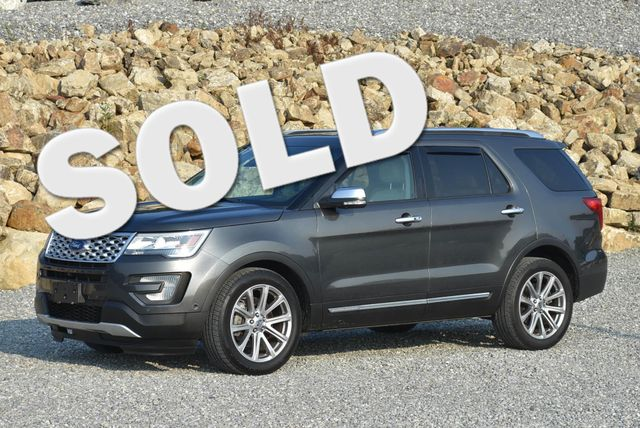 2016 Ford Explorer Platinum Naugatuck, Connecticut