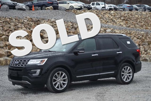 2016 Ford Explorer Limited Naugatuck, Connecticut