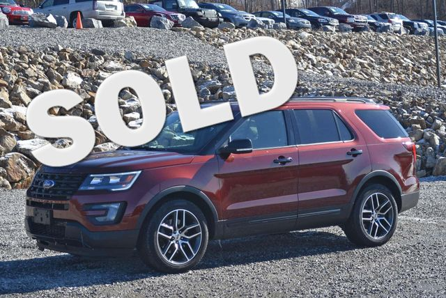 2016 Ford Explorer Sport Naugatuck, Connecticut