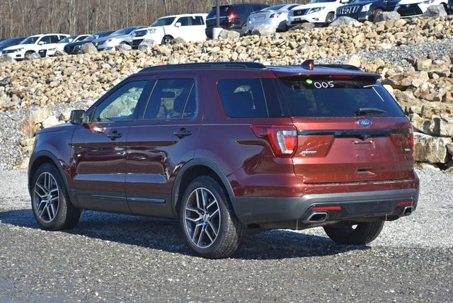 2016 Ford Explorer Sport Naugatuck, Connecticut 2