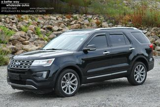 2016 Ford Explorer Limited 4WD Naugatuck, Connecticut