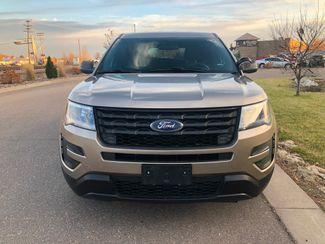 2016 Ford Explorer  AWD Police Osseo, Minnesota 6