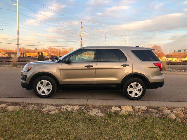2016 Ford Explorer  AWD Police Osseo, Minnesota 4