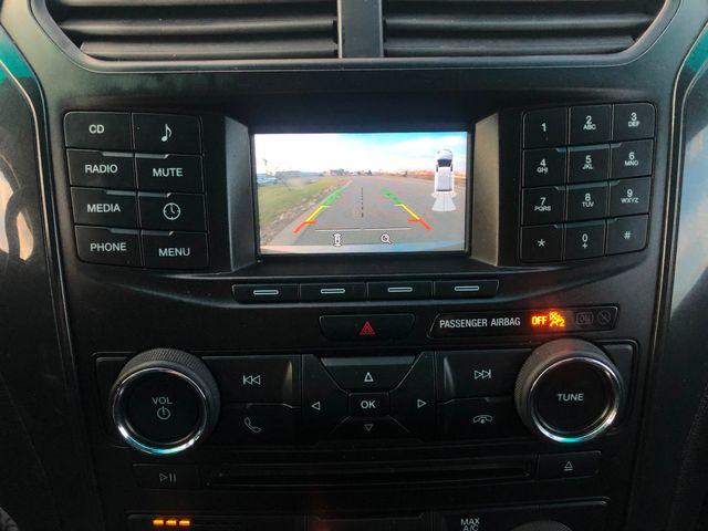 2016 Ford Explorer  AWD Police Osseo, Minnesota 13