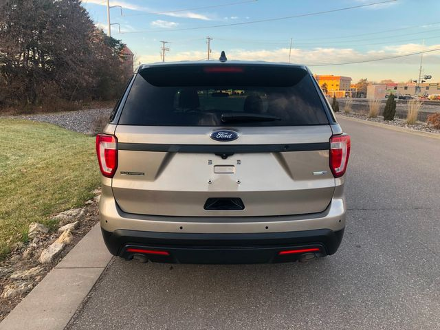 2016 Ford Explorer  AWD Police Osseo, Minnesota 7