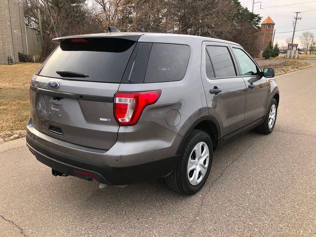 2016 Ford Explorer AWD Police Osseo, Minnesota 5