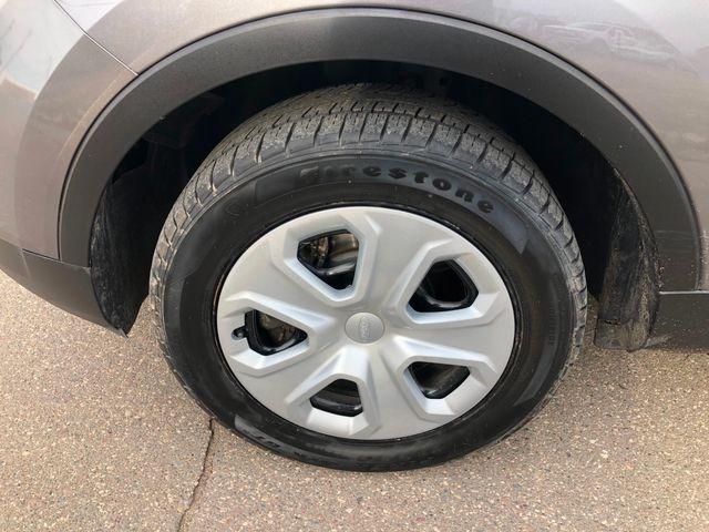 2016 Ford Explorer AWD Police Osseo, Minnesota 26