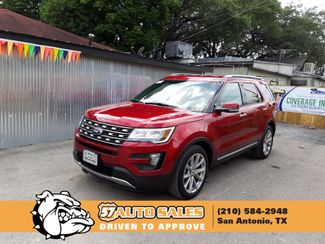 2016 Ford Explorer Limited in San Antonio, TX 78229