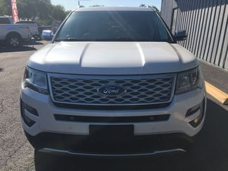 2016 Ford Explorer Platinum  city TX  Clear Choice Automotive  in San Antonio, TX
