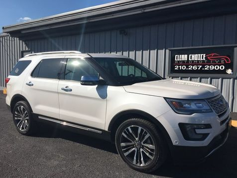 2016 Ford Explorer Platinum in San Antonio, TX