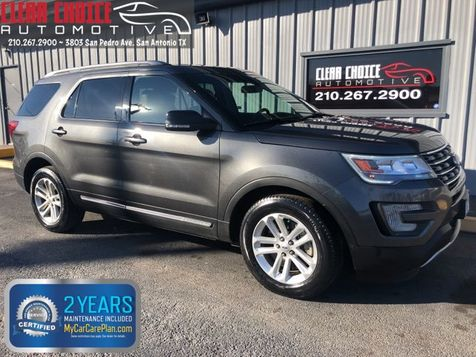 2016 Ford Explorer XLT in San Antonio, TX
