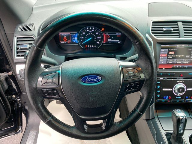 2016 Ford Explorer Limited AWD in San Antonio, TX 78212