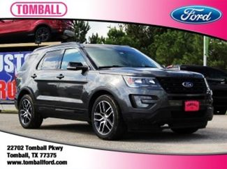 2016 Ford Explorer Sport in Tomball TX, 77375