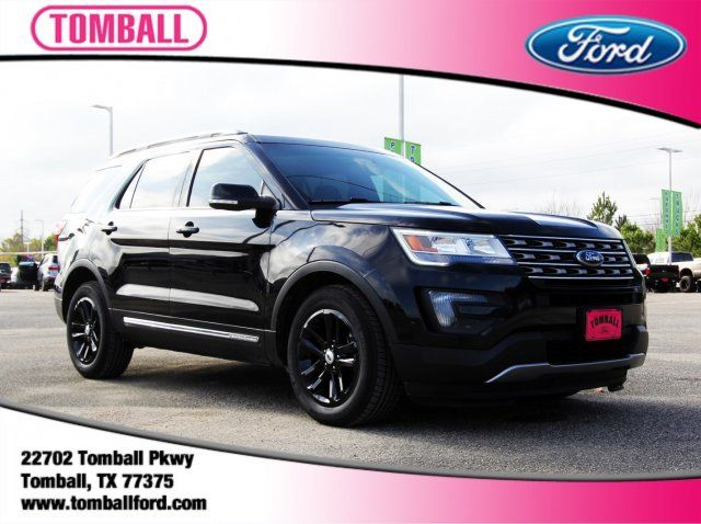 2016 Ford Explorer XLT in Tomball, TX 77375