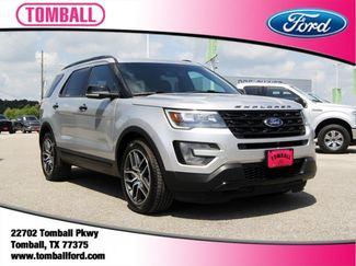 2016 Ford Explorer Sport in Tomball, TX 77375
