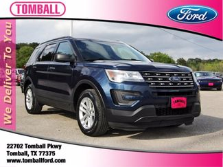2016 Ford Explorer Base in Tomball, TX 77375