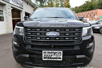 2016 Ford Explorer Sport Waterbury, Connecticut 8