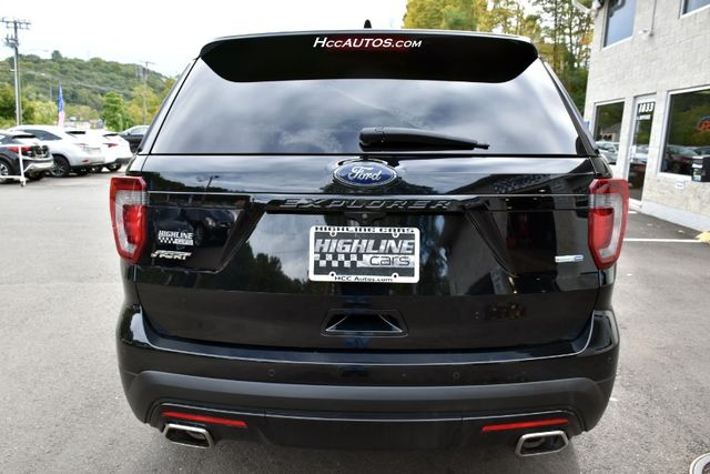 2016 Ford Explorer Sport Waterbury, Connecticut 12