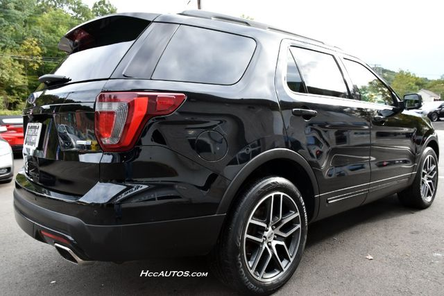 2016 Ford Explorer Sport Waterbury, Connecticut 5
