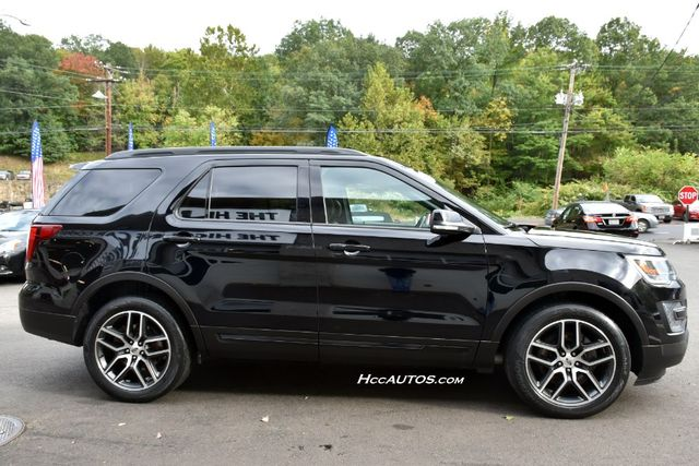 2016 Ford Explorer Sport Waterbury, Connecticut 6