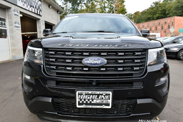 2016 Ford Explorer Sport Waterbury, Connecticut 8